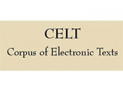 CELT Corpus Of Electronic Texts